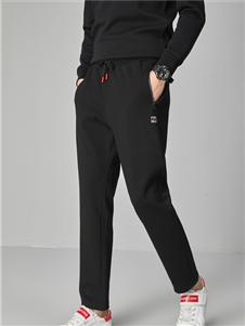 比森战狼秋冬新款长裤