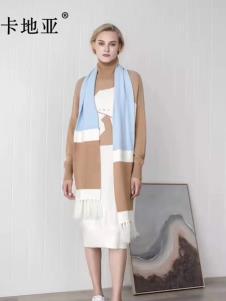 卡地亚女装冬季新款2019针织