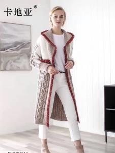 卡地亚女装冬季新款2019外套