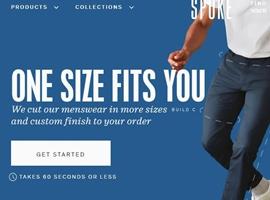 英国互联网男装定制品牌 SPOKE 完成 850万英镑 B轮融资