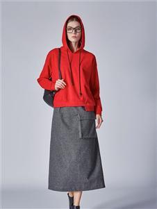 墨曲2019冬季新款卫衣