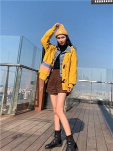 18fans2019新款毛衣外套