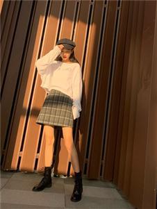 18fans2019新款百褶裙