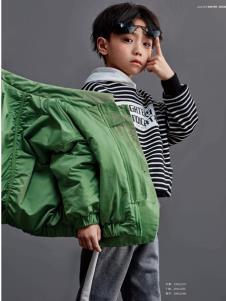 JOJO童装2019冬新款外套