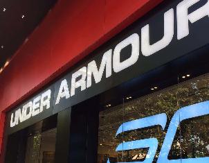 服装品牌Under Armour因会计行为被调查