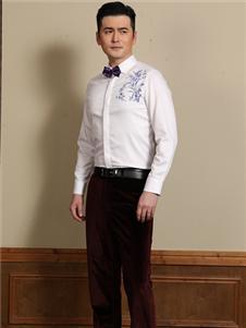 巴蒂米澜品牌定制男装