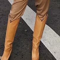 丹比奴鞋履潮流|今年秋冬最火最好穿的靴子是它,怎么穿怎么美!