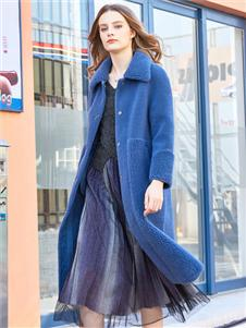 金蝶茜妮新款气质大衣