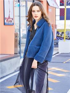 金蝶茜妮新款气质外套