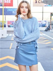 金蝶茜妮冬季气质女装