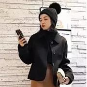 【貝珞茵】秋冬女人穿什么?短外套+裙子,時尚還減齡,美美出街凹造型