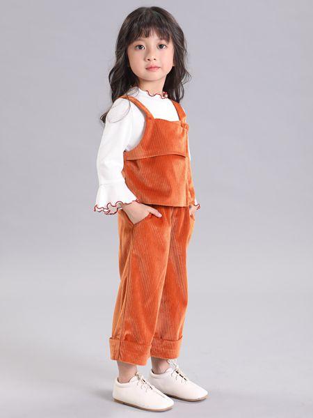 杰西凱童裝尊重兒童獨立氣質個性主張!