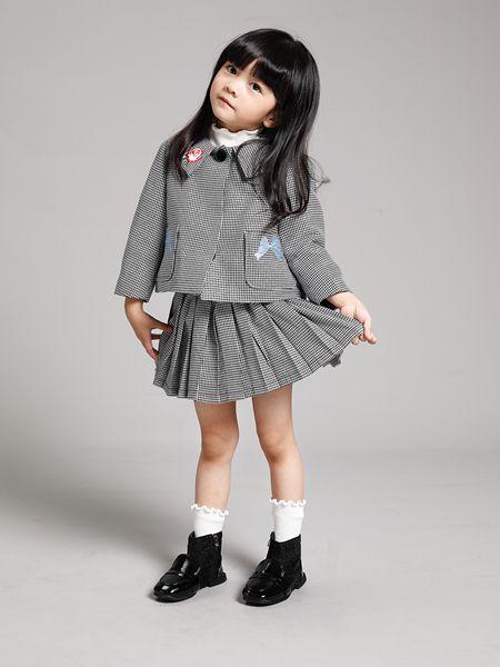 杰西凯童装关爱儿童自信快乐健康成长!