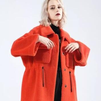 Saslax时尚女装,想要一个暖暖的拥抱?穿超好看的毛茸茸外套吧!