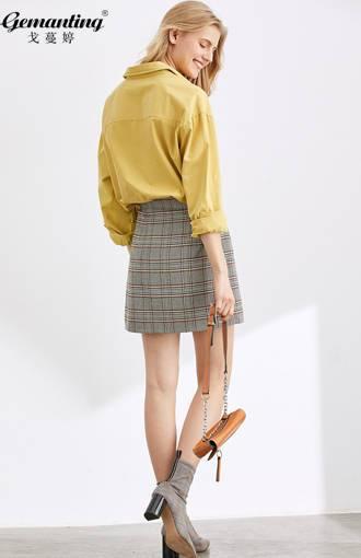 Gemanting戈蔓婷火爆女装品牌掀起开店狂潮 教你演绎服装新风尚!