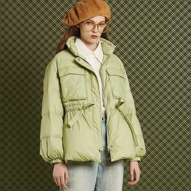 费依FAYFAYEE女装:冬天这么穿,太有范儿了!