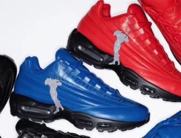 发售价高达3500的Supreme x Nike 为精神小伙打造