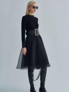 芭蒂娜女装2019新款裙子