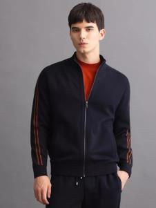 沙驰冬季新款男装运动外套