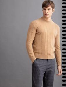 沙驰冬季新款男装里衬毛衣