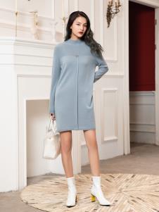 布根香女装2019冬季新款女装