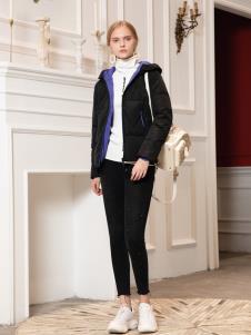 布根香女装2019冬季新款女装外套