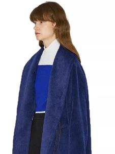 玛丝菲尔冬季新款皮草大衣