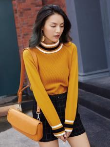 布根香2019新款冬季女装毛衣