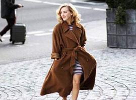 寒潮来袭 解锁冬季时尚元素填满衣橱