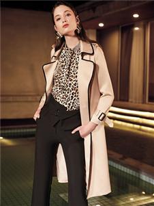 魅之女时尚气质外套