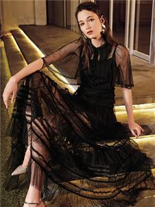 魅之女新款时尚连衣裙