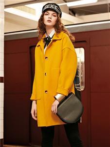 魅之女新款时尚大衣