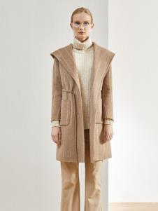 丽芮新款女装羊绒大衣