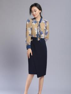 千桐女装冬季新款包裙