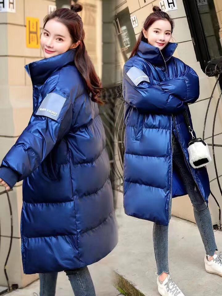 库房便宜冬装棉服羽绒服大量到货品牌中高端女装批发