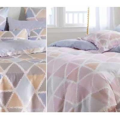 馨格同广东四件套厂家探讨纯棉被芯的优点