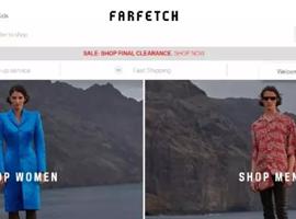 英国豪侈品电商 Farfetch上季度销售额同比大增89.9%