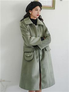 芊伊朵新款时尚大衣