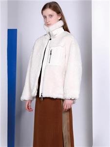 FANKAI梵凯新款毛绒外套