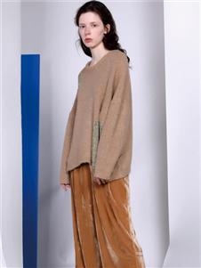 FANKAI梵凯时尚气质针织卫衣