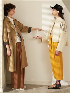 FANKAI梵凯时尚气质风衣