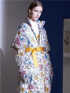 FANKAI梵凱氣質時尚羽絨服