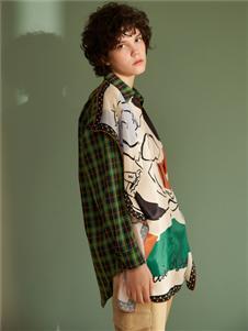FANKAI梵凱時尚氣質襯衫