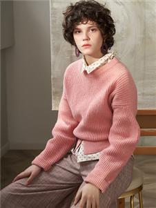FANKAI梵凯秋冬新款针织衫