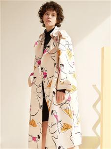 FANKAI梵凯秋冬新款时尚风衣