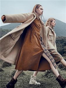 丽迪莎秋冬新款时尚外套