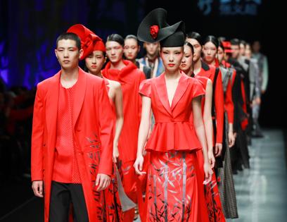 中国时装周能否接轨国际?服装行业专家杨大筠有话说