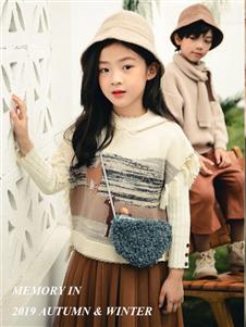 两个小朋友童装两个小朋友2019新款针织衫