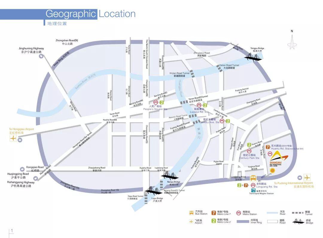 上海磁浮线路图