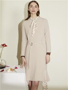 迪笛欧新款时尚气质连衣裙